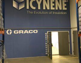 Opening European Training Center in Praag