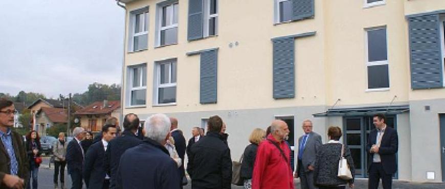 Air Isol'System in sociale woningen, Frankrijk